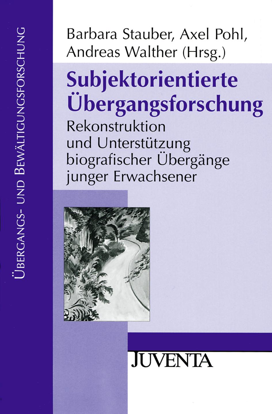 Buchdeckel Subjektorientierte Übergangsforschung