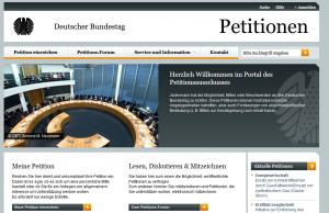 Petitionen