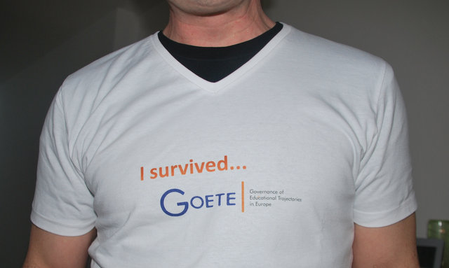 I survived GOETE T-Shirt