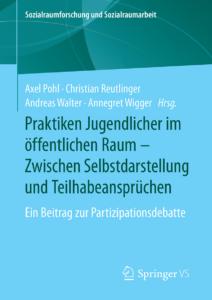 """Buchcover """"Praktiken Jugendlicher…"""""""